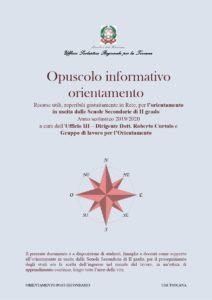 OPUSCOLO - USR Toscana